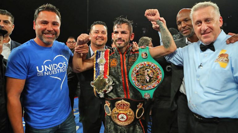 Jorge Linares was fortunate to survive Luke Campbell: Weekend Review