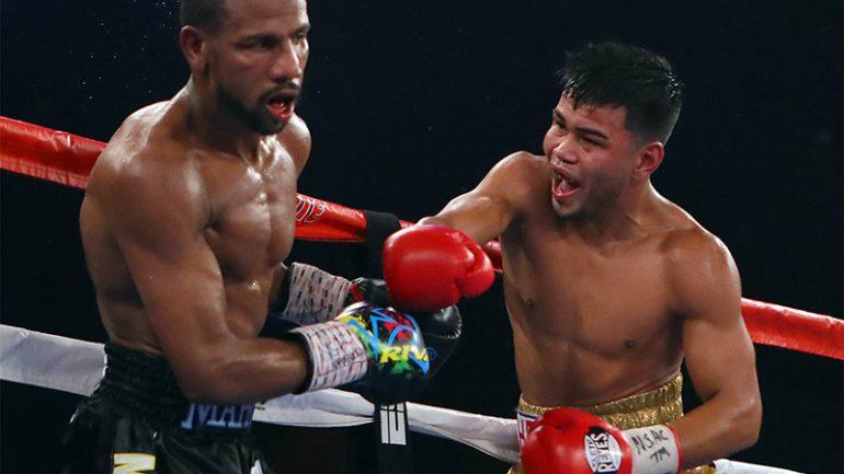 Jesus Rojas wrecks Claudio Marrero with seventh-round KO