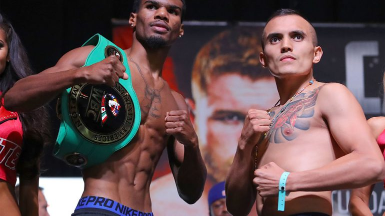 Lightweight contender Ryan Martin barely gets past Francisco Rojo