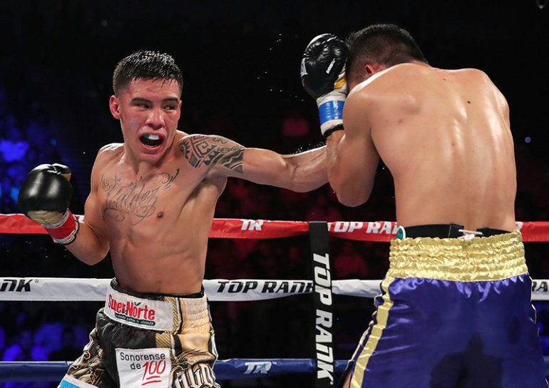 Oscar Valdez to make WBO featherweight title defense against