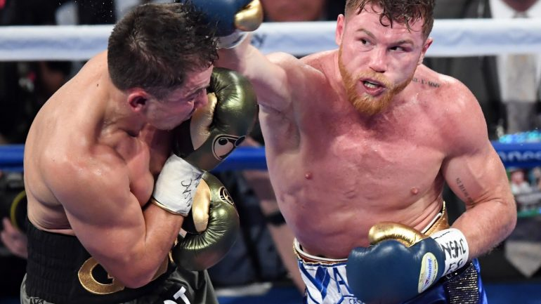 RING Ratings Update: Canelo-GGG changes nothing