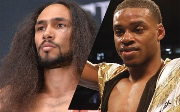 Keith Thurman vs. Errol Spence Jr.