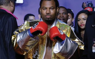 Shane Mosley wanted to extend his remarkable career but his body said no
