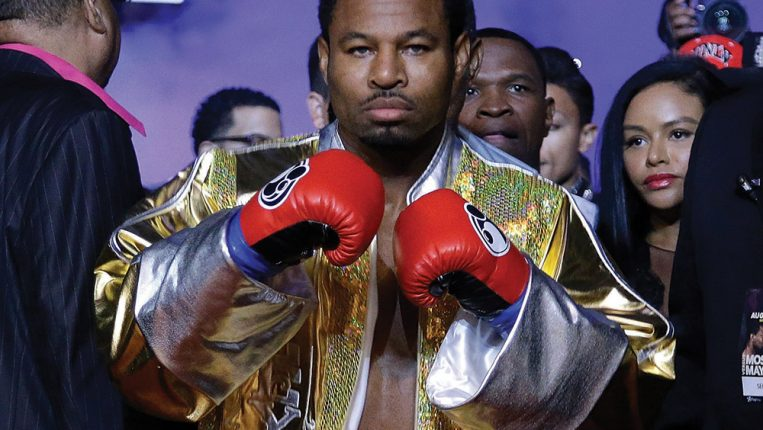 Bittersweet Shane Mosley wanted to extend his remarkable career but his body said no By Norm Frauenheim