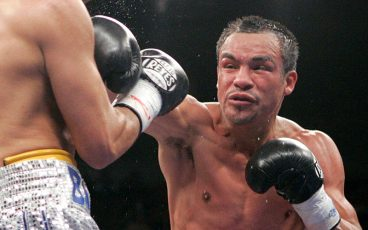 Juan Manuel Marquez will always be linked to arch rival Manny Pacquiao
