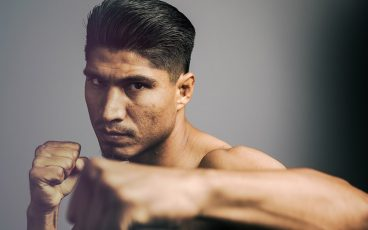 Mikey Garcia has done well for someone who never wanted to be a fighter