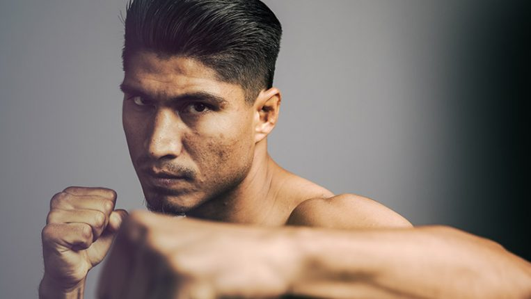 Reluctant Warrior Mikey Garcia has done well for someone who never wanted to be a fighter By Michael Rosenthal