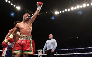 Kal Yafai doesn't have Hamed's flamboyance but he might be as good