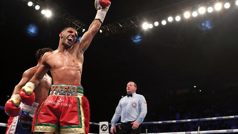 In The Prince's Footsteps Kal Yafai doesn't have Hamed's flamboyance but he might be as good By Tom Gray