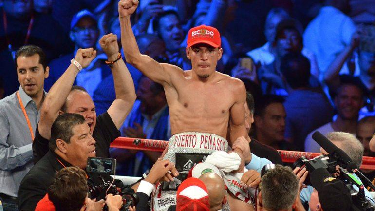 Juan Francisco Estrada returns to action against Victor Mendez