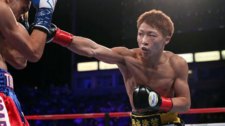 Naoya Inoue dominates Antonio Nieves to stoppage after six rounds