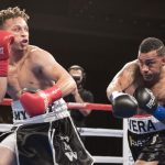 mykquan williams by matt he 150x150 - Mykquan Williams-Rickey Edwards headlines at Foxwoods on May 17; Marco Huck returns