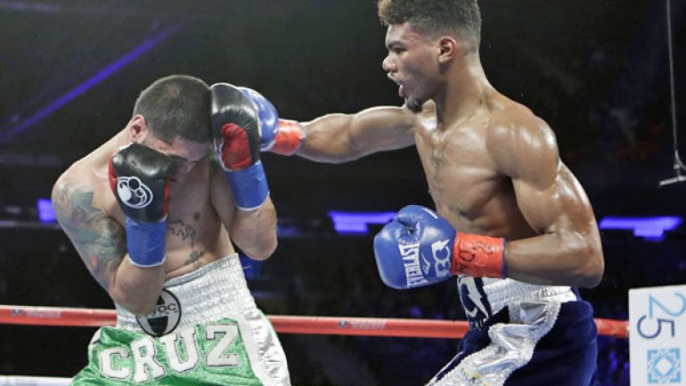 Lightweight contender Ryan Martin always knew he'd be in this position