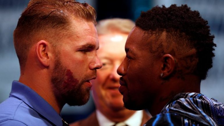 Billy Joe Saunders outpoints Willie Monroe Jr., retains WBO 160-pound title