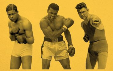 When American heavyweights ruled the ring
