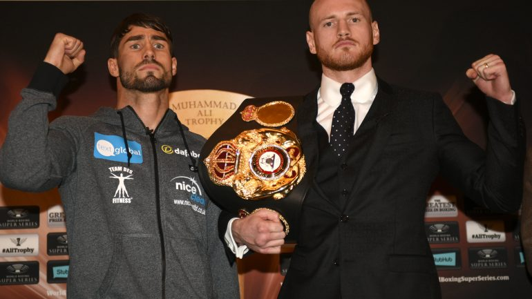 Jamie Cox: 'I know what it takes to beat someone of George Groves' caliber'