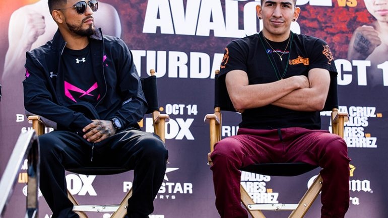 Leo Santa Cruz, Abner Mares look great in wins to set up rematch next year