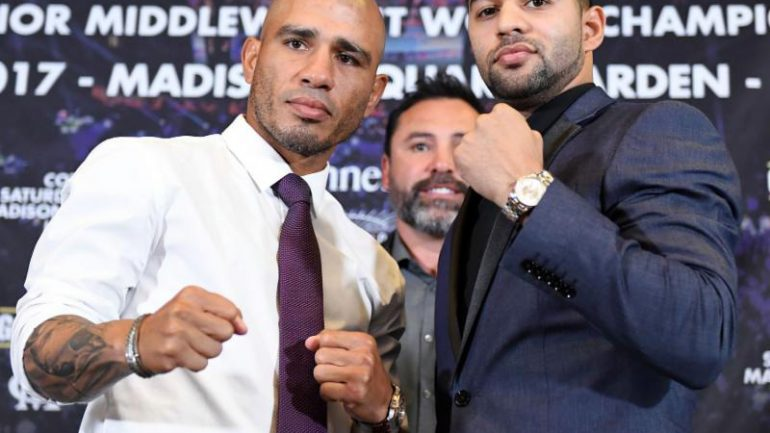 Miguel Cotto ready for Sadam Ali and retirement after final ring appearance at MSG