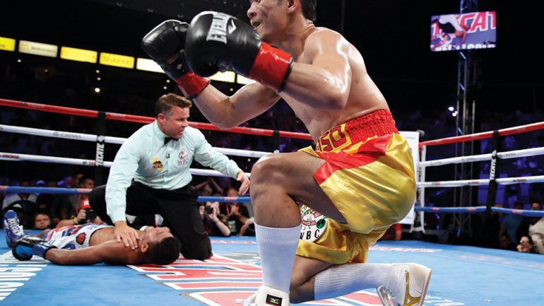 Srisaket Sor Rungvisai-Juan Francisco Estrada set to headline Superfly 2 on Feb. 24