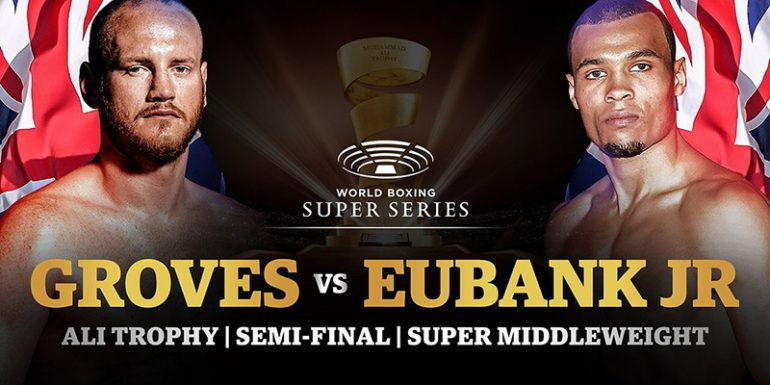 Image result for George Groves vs Chris Eubank Fight Live pic logo