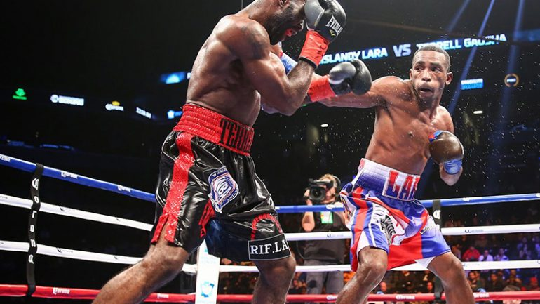 Erislandy Lara drops, outclasses Terrell Gausha to unanimous (and very boring) decision