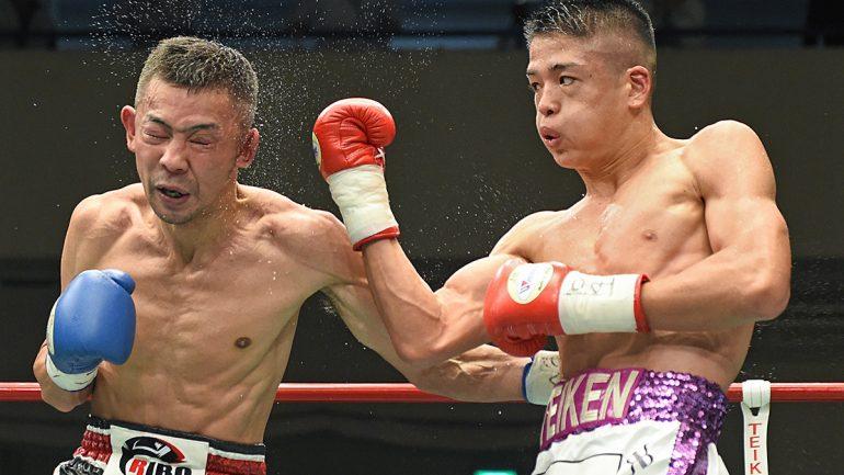 Masaru Sueyoshi vs. Ribo Takahata