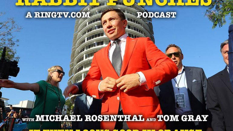 Rabbit Punches podcast 16: Gennady Golovkin takes the throne