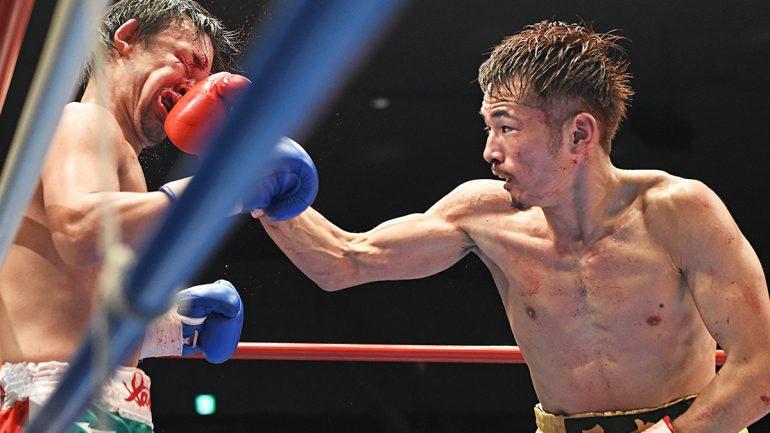 Satoshi Shimizu vs. Sa Myung Noh, Reiya Abe vs Satoshi Hosono