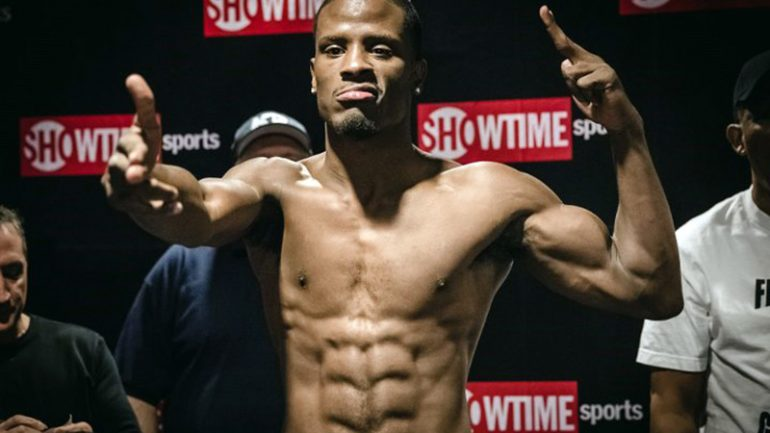 Tony Harrison: Being first to KO Ishe Smith would put top 154-pounders on notice