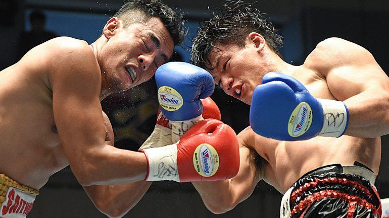 Photo gallery: Takeshi Inoue vs. Niwat Kongkan