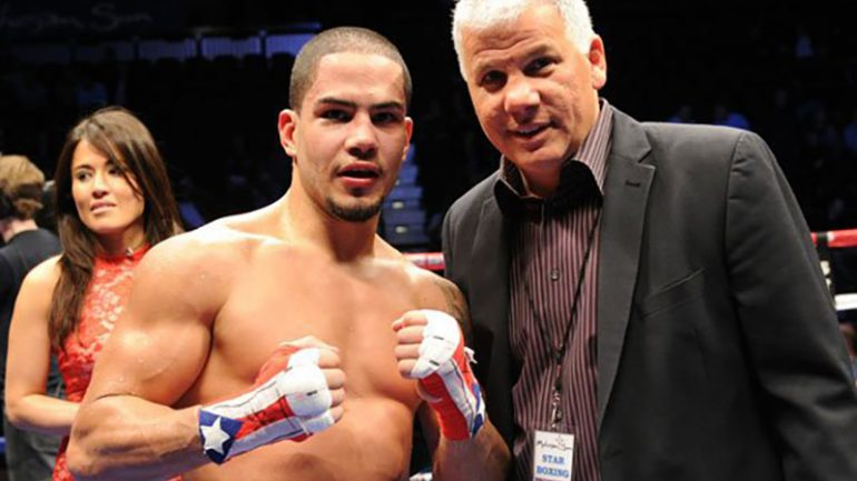 Daniel Gonzalez hopes to be Star Boxing's next crossover success
