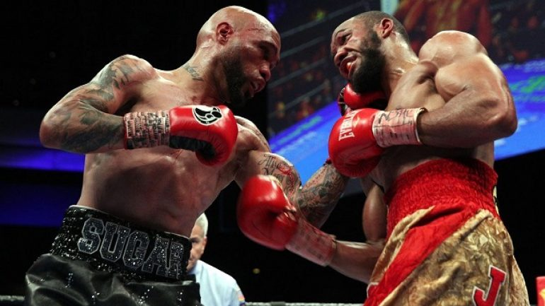 Trainer sounds off on Julian Williams' victory over Ishe Smith
