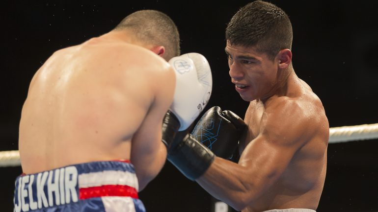 Two-time Olympian Alberto Melian Looks to Impress on Golden Boy's Thursday Night Fights