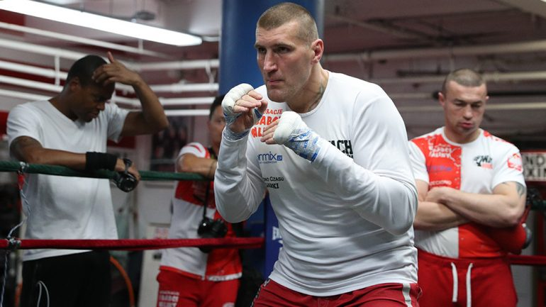 Mariusz Wach: I have no choice but to knock out Jarrell 'Big Baby' Miller