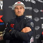 Former light heavyweight titleholder Sergey Kovalev. Photo credit: Stacy Verbeek