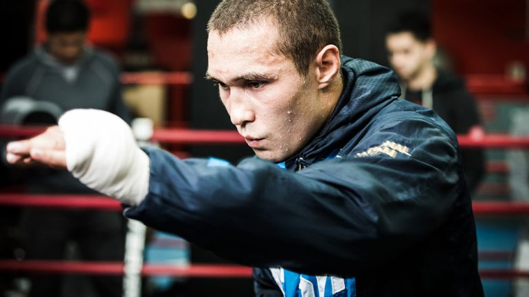 Sergey Lipinets: Beating Lamont Peterson sets me up for big fights at 147