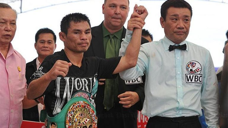 Wanheng Menayothin – The man who could surpass Floyd Mayweather's 50-0 record