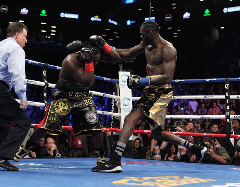 Deontay Wilder Vs Bermane Stiverne II Full Fight Video