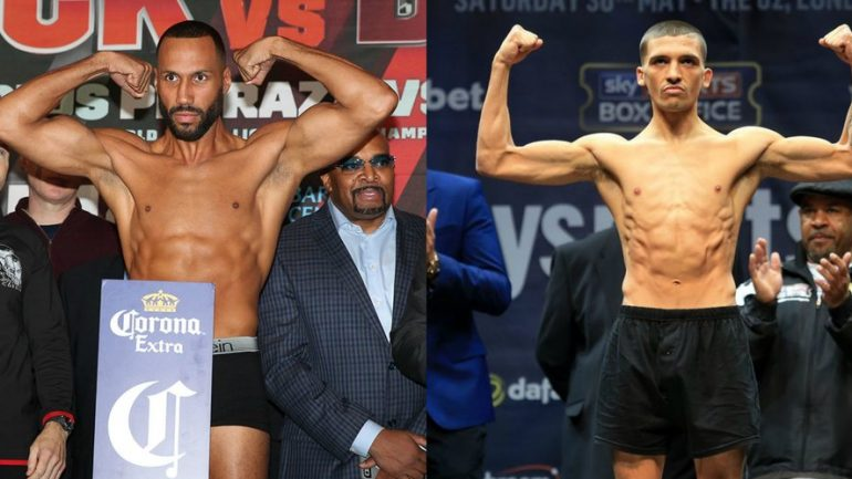 Press Release: Showtime Sports to Live Stream James DeGale and Lee Selby bouts on Dec. 9