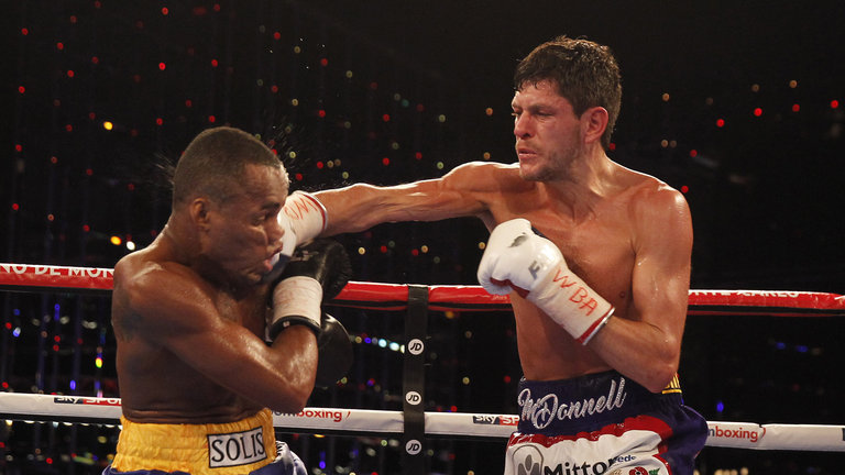 Jamie Mcdonnell Confident Of Taking Down The Monster