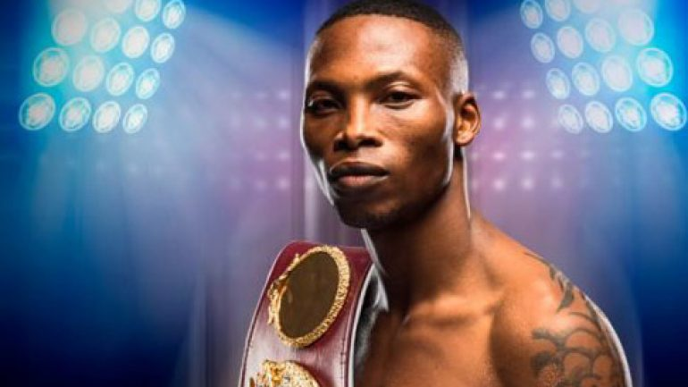 Zolani Tete knocks out Siboniso Gonya with first punch, targets Ryan Burnett