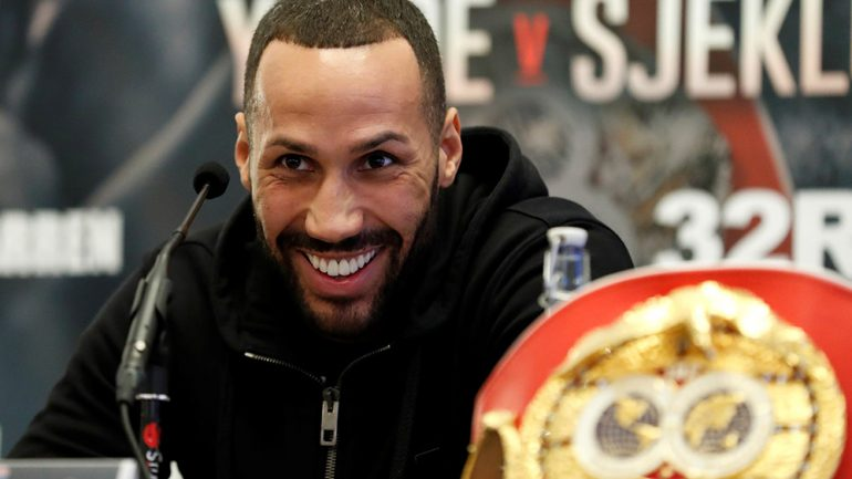 James DeGale, former two-time IBF 168-pound champion, retires from boxing