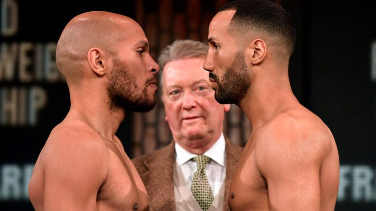Caleb Truax reflects on his IBF super middleweight title victory