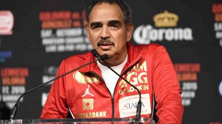 Abel Sanchez: 'Billy Joe Saunders vs. David Lemieux is a 50/50 fight'