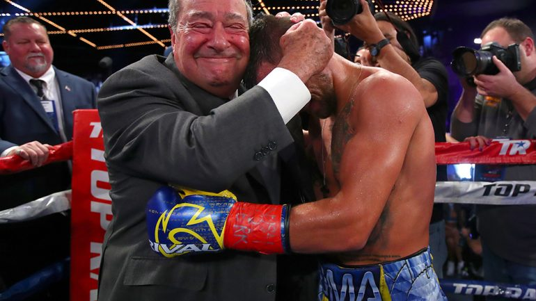 Arum: Linares-Lomachenko deal shows what's possible when promoters work together