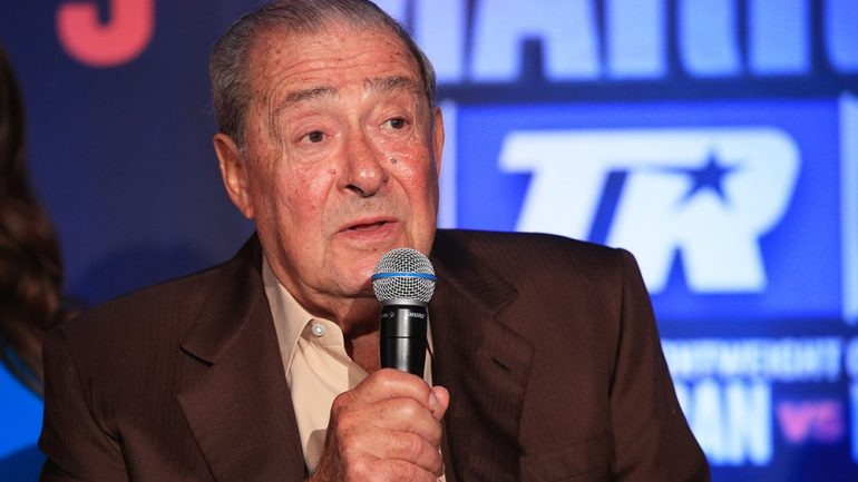 Bob Arum has 'great confidence' in MTK boss Daniel Kinahan pulling off Tyson Fury-Anthony Joshua deal