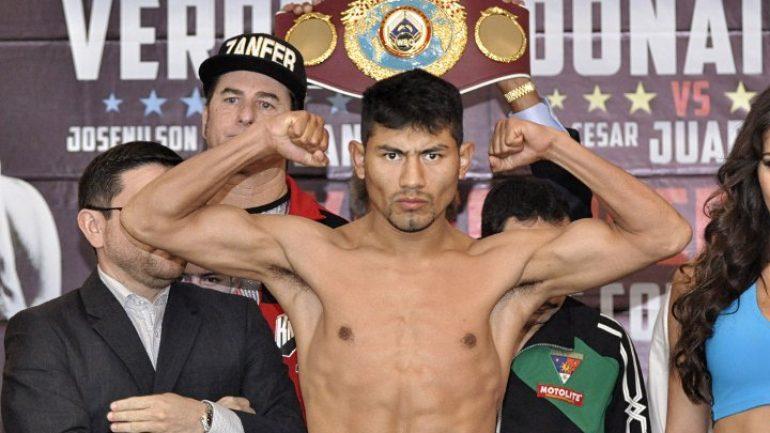 Cesar Juarez knocks out Wilner Soto in nine