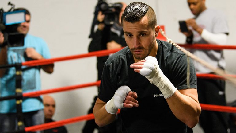 Could a win over Spike O' Sullivan get David Lemieux back into middleweight contention?