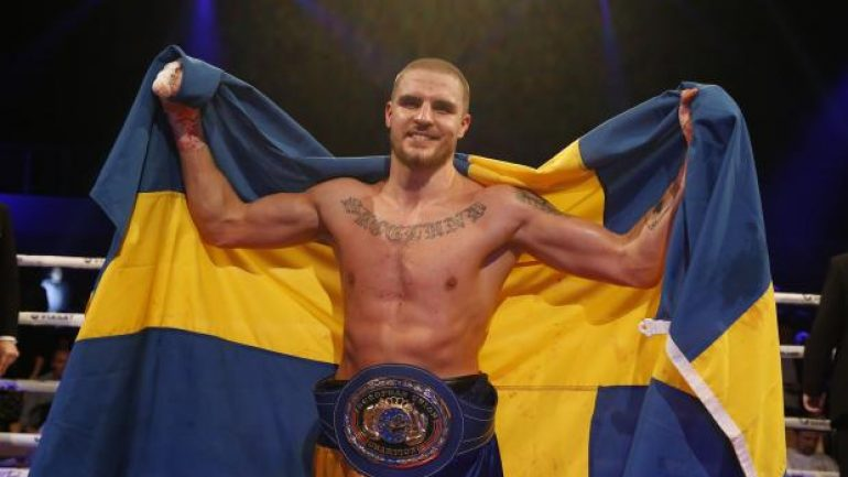 Erik Skoglund falls ill after training session, placed in medically induced coma