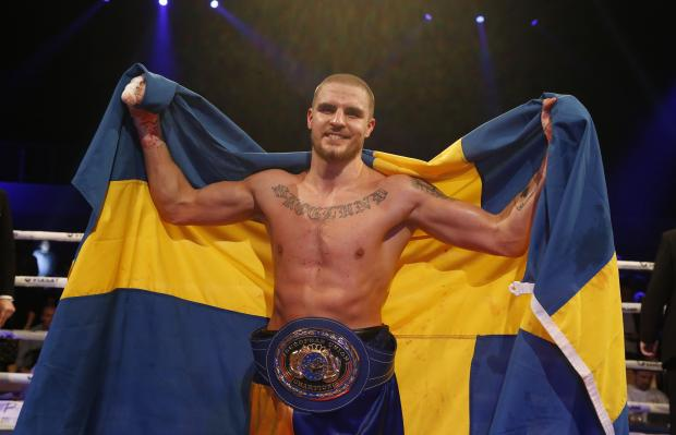 Erik Skoglund falls ill after training session, placed in medically induced coma - The Ring